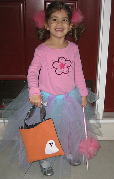 no sew abby cadabby halloween costume