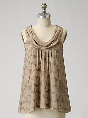 anthropologie transparency cowlneck