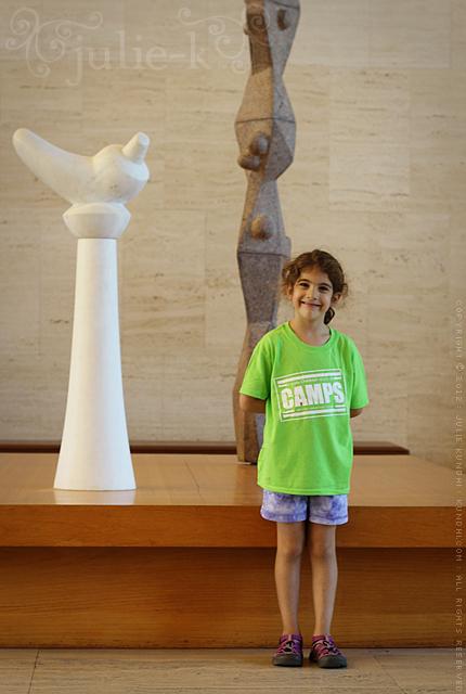 art camp sheldon art museum