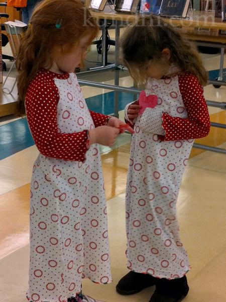 bella leith matching pajamas