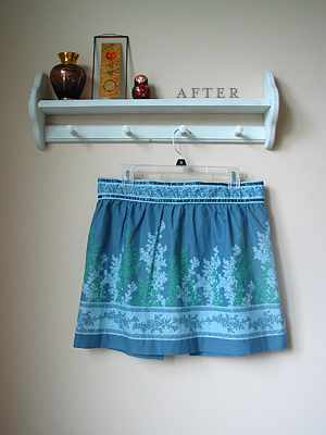 shirt to apron