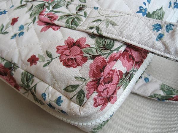 zipper fabric bible cover