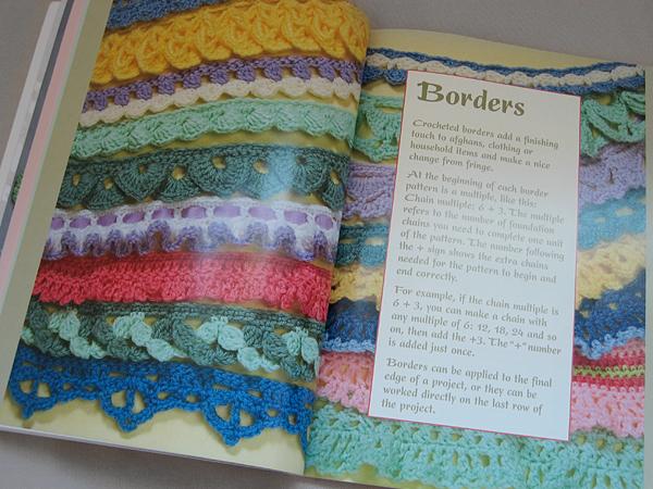 crochet embellishments leisure arts jean leinhauser