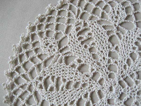 crochet doily kyuuto lacy crochet
