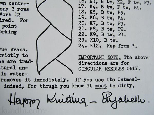 elizabeth zimmermann opinionated knitter