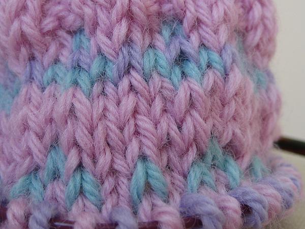 knitting retreat fair isle class