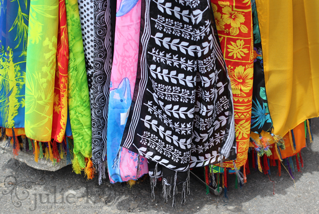 fabric in aruba