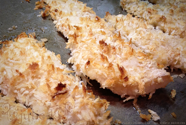 homemade fish stick recipe
