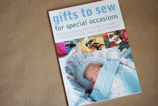sewing book giveaway