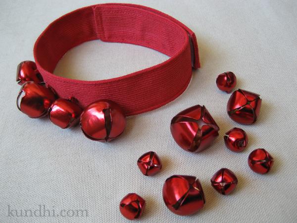 handmade jingle bells