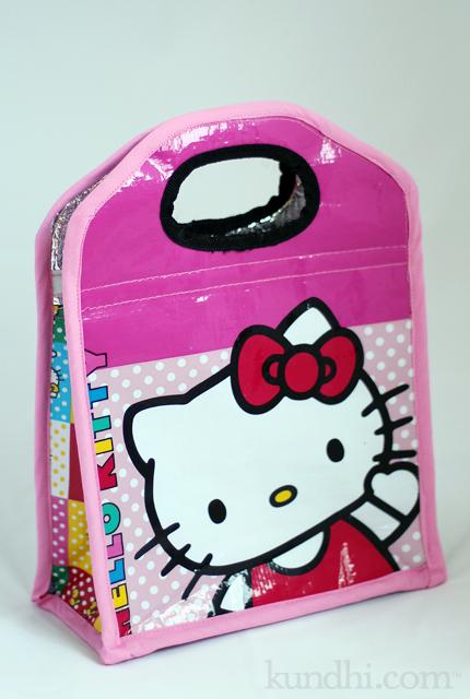lunch bag refashion