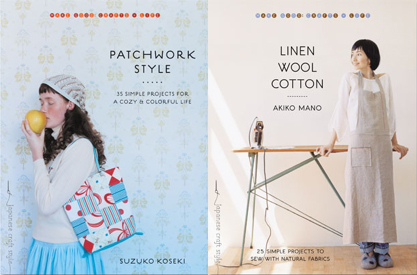 Patchwork Style and Linen, Cotton, Wool