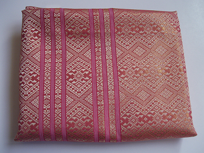 pink fabric for purse