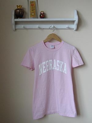 nebraska t shirt