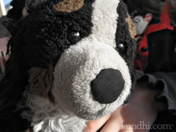 stuffed animal new nose tutorial
