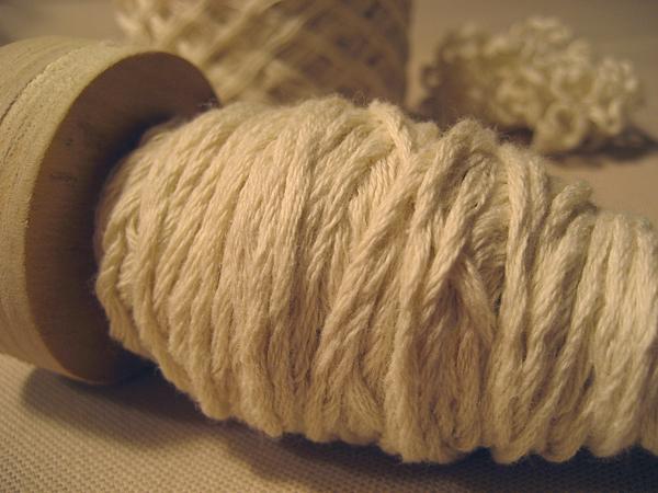 plying sweater yarn