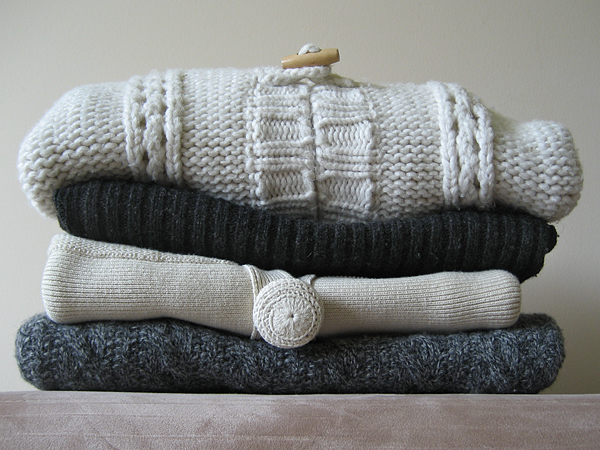 sweaters for unraveling