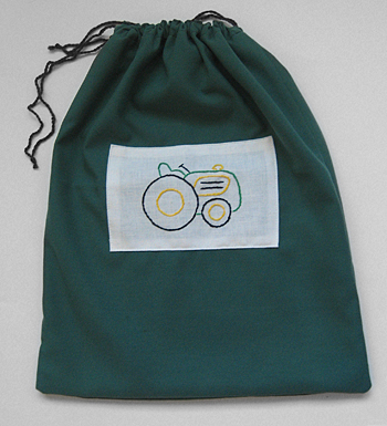 reusable gift bag