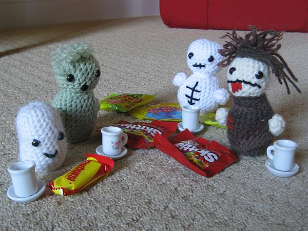 undead tea party