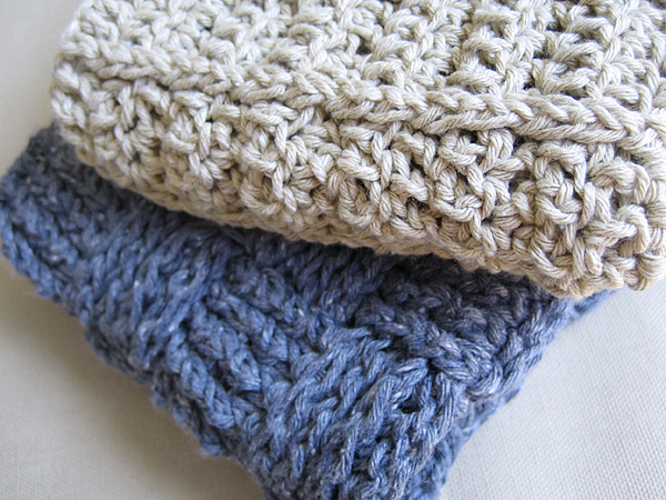Crochet Patterns In Cotton : crochet cotton washcloths